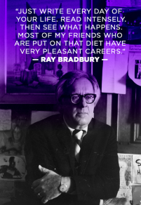 Ray Bradbury for post