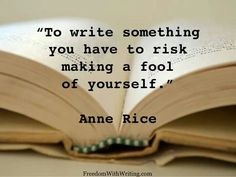 Anne Rice Quote amsimpson.net