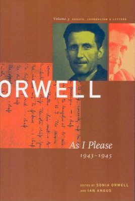 Geroge Orwell amsimpson.net