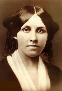 Louisa May Alcott amsimpson author